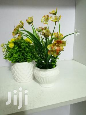 Beautiful Designed Table Cup Flowers For Decor At Sales,Order Yours | Arts & Crafts for sale in Lagos State, Ikeja