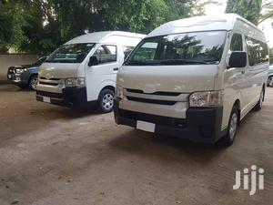 New Toyota Hiace 2019 White | Buses & Microbuses for sale in Abuja (FCT) State, Asokoro