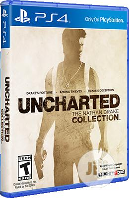Sony UNCHARTED: The Nathan Drake Collection - Playstation 4 | Video Games for sale in Lagos State, Ikeja
