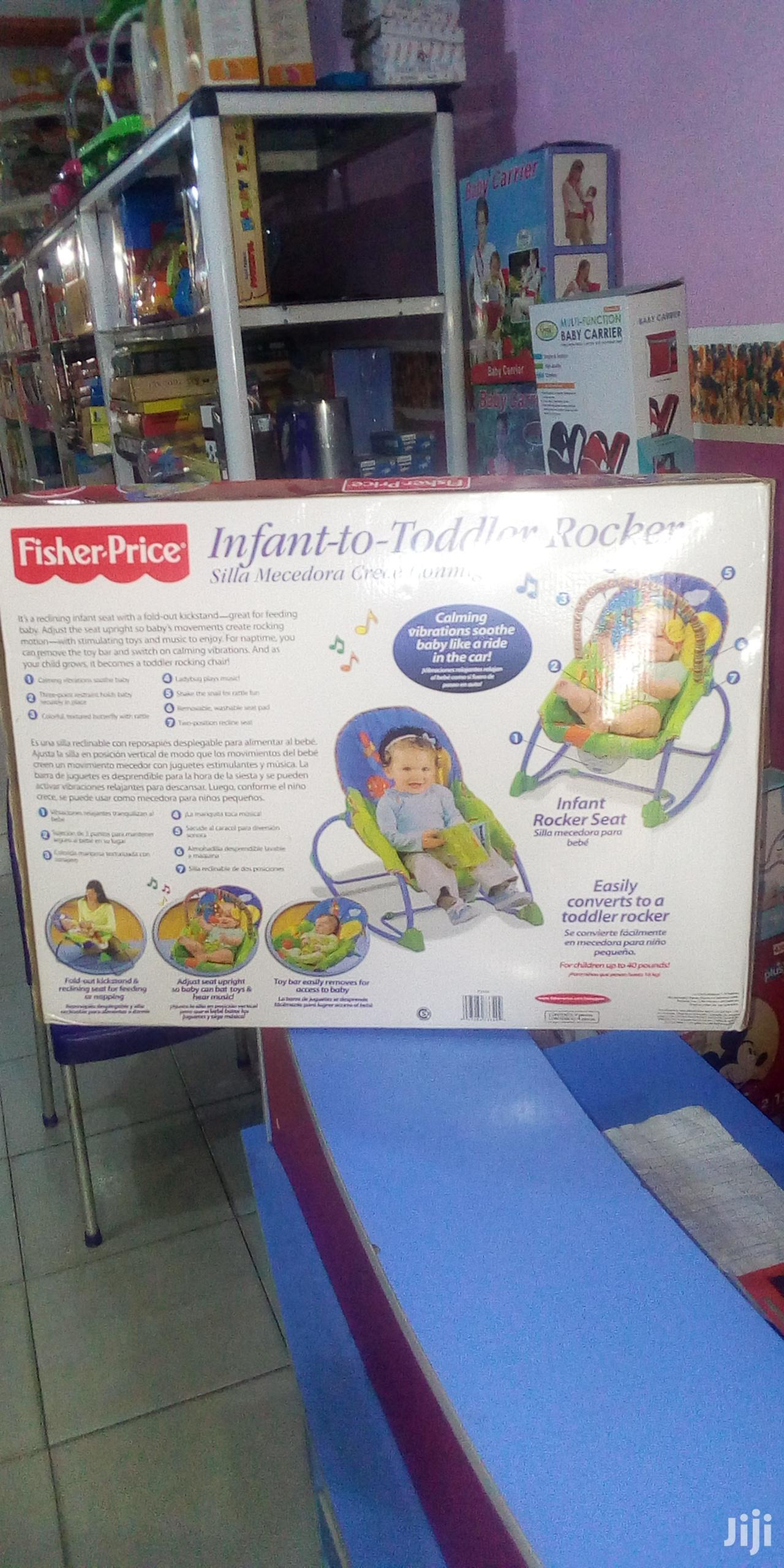 Fisher-price Infant-to-toddler Rocker   Children's Gear & Safety for sale in Alimosho, Lagos State, Nigeria