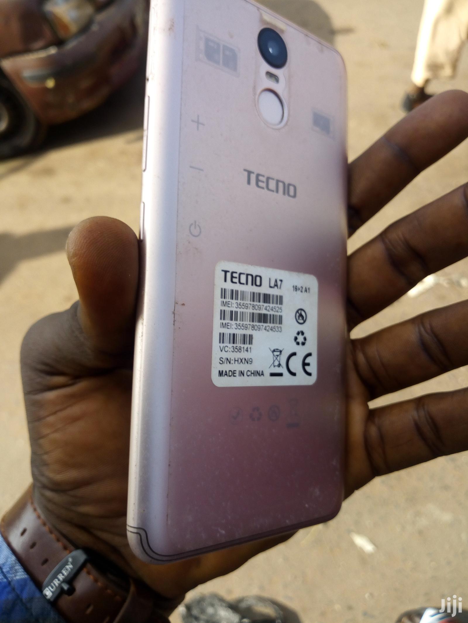 Tecno Pouvoir 2 Pro 16 GB Gold