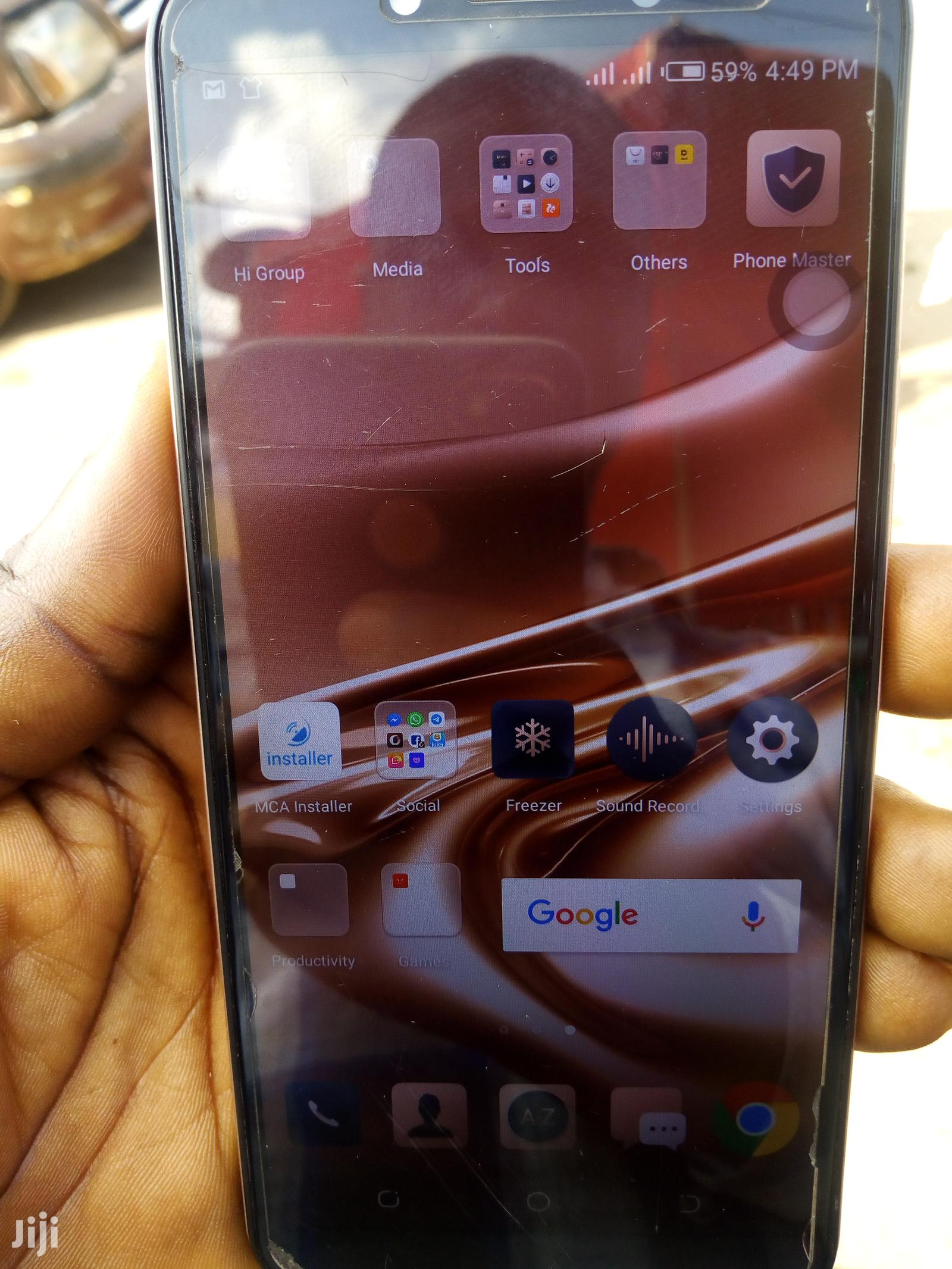 Tecno Pouvoir 2 Pro 16 GB Gold | Mobile Phones for sale in Oluyole, Oyo State, Nigeria