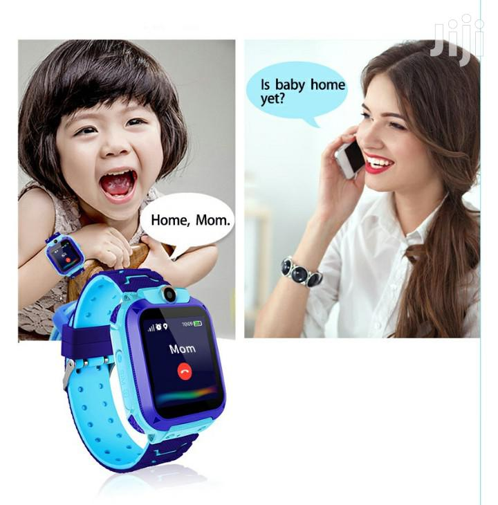 Archive: Kids Security Smart Watch