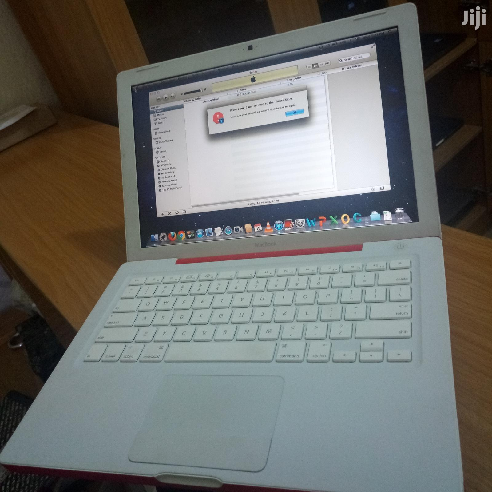 Laptop Apple MacBook 4GB Intel Core 2 Duo HDD 500GB   Laptops & Computers for sale in Central Business Dis, Abuja (FCT) State, Nigeria