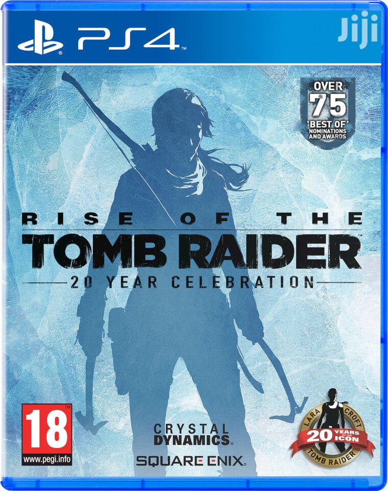 SONY PS4 Rise Of The Tomb Raider: 20 Year Celebration
