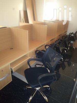 Training Tables and Economic Mesh Office Chairs | Furniture for sale in Lagos State, Ikeja