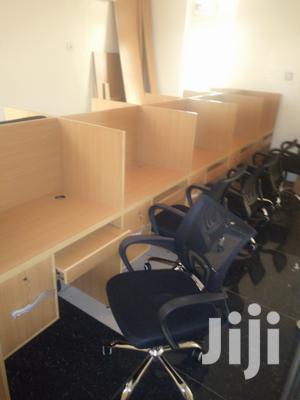 Computer Training Tables and Economic Mesh Office Chairs   Furniture for sale in Lagos State, Ajah