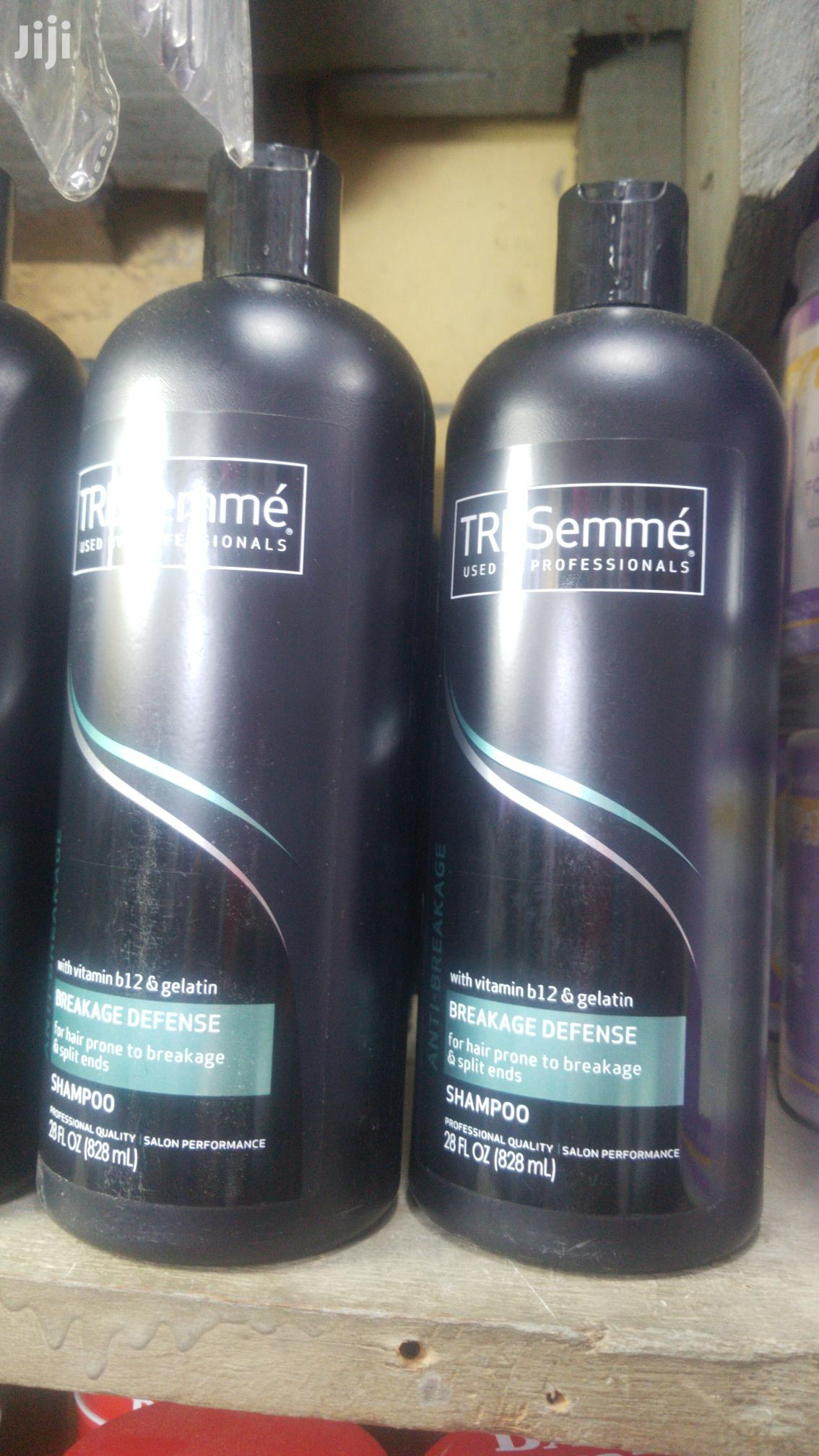 Archive: Tresemme Shampoo And Conditioner