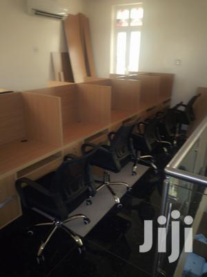 Computer Training Tables and Economic Mesh Office Chairs   Furniture for sale in Lagos State, Oshodi