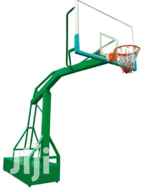 Moveable Standard Basketball Post   Sports Equipment for sale in Rivers State, Port-Harcourt