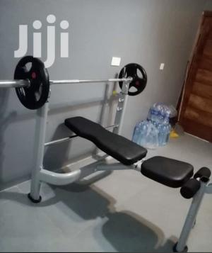 Olympic Weight Bench | Sports Equipment for sale in Rivers State, Port-Harcourt