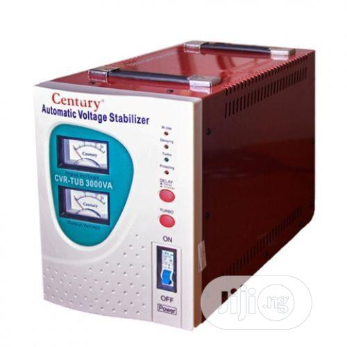 Century Automatic Voltage Stabilizer CVR-TUB 2000VA