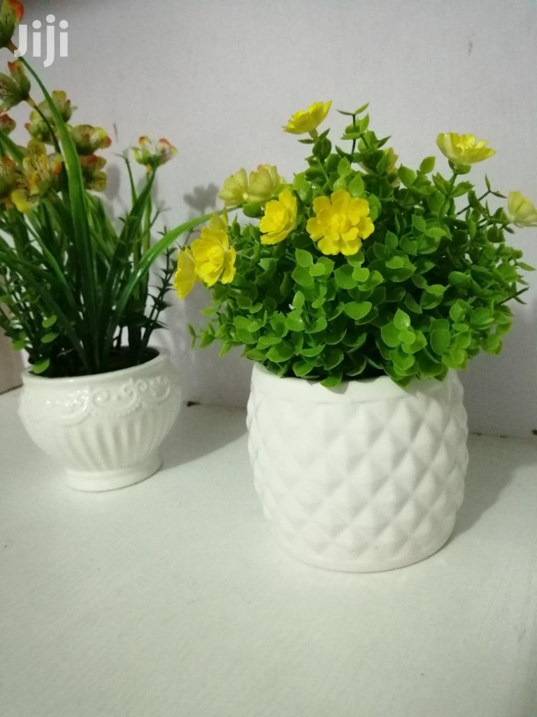 Beautiful Ceramic Mini Cup Flowers For Decorations,Make Orders Now