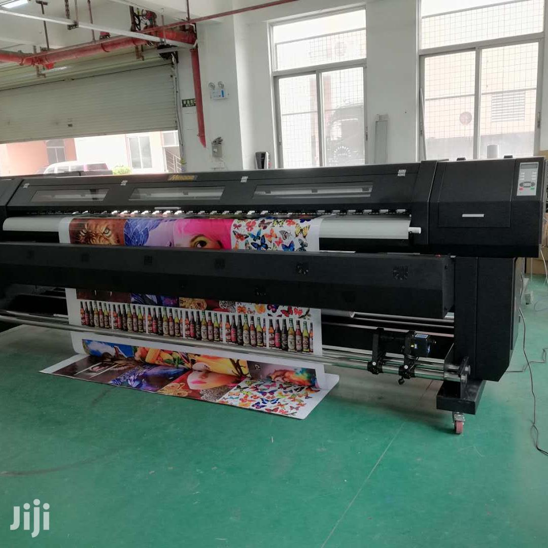 MIMAGE 10ft Eco Solvent Large Format Printer | Printing Equipment for sale in Ikeja, Lagos State, Nigeria