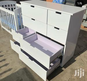 Baby Crib And Dresser | Furniture for sale in Lagos State, Ikeja