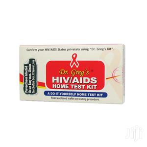 Dr Greg'S HIV/AIDS Home Test Kit | Tools & Accessories for sale in Abuja (FCT) State, Central Business Dis