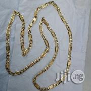 Solid 18karat Gold Necklace Levis Design | Jewelry for sale in Lagos State, Lagos Island