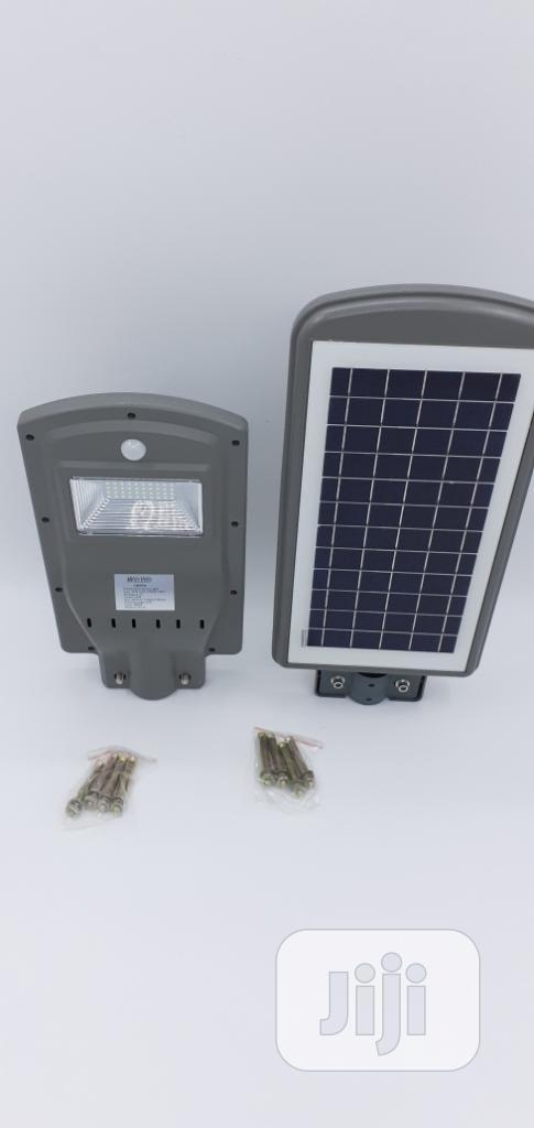 All In One Led Solar Street Light For Security At Sales
