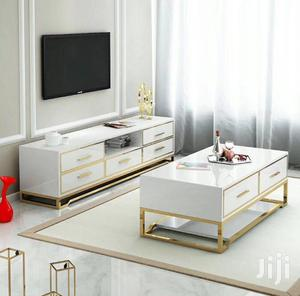 TV Bench and Center Table | Furniture for sale in Lagos State, Ojo