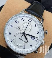 White Face With Tachymeter Designer Watch by IWC Schaffhausen | Watches for sale in Lagos State, Lagos Island