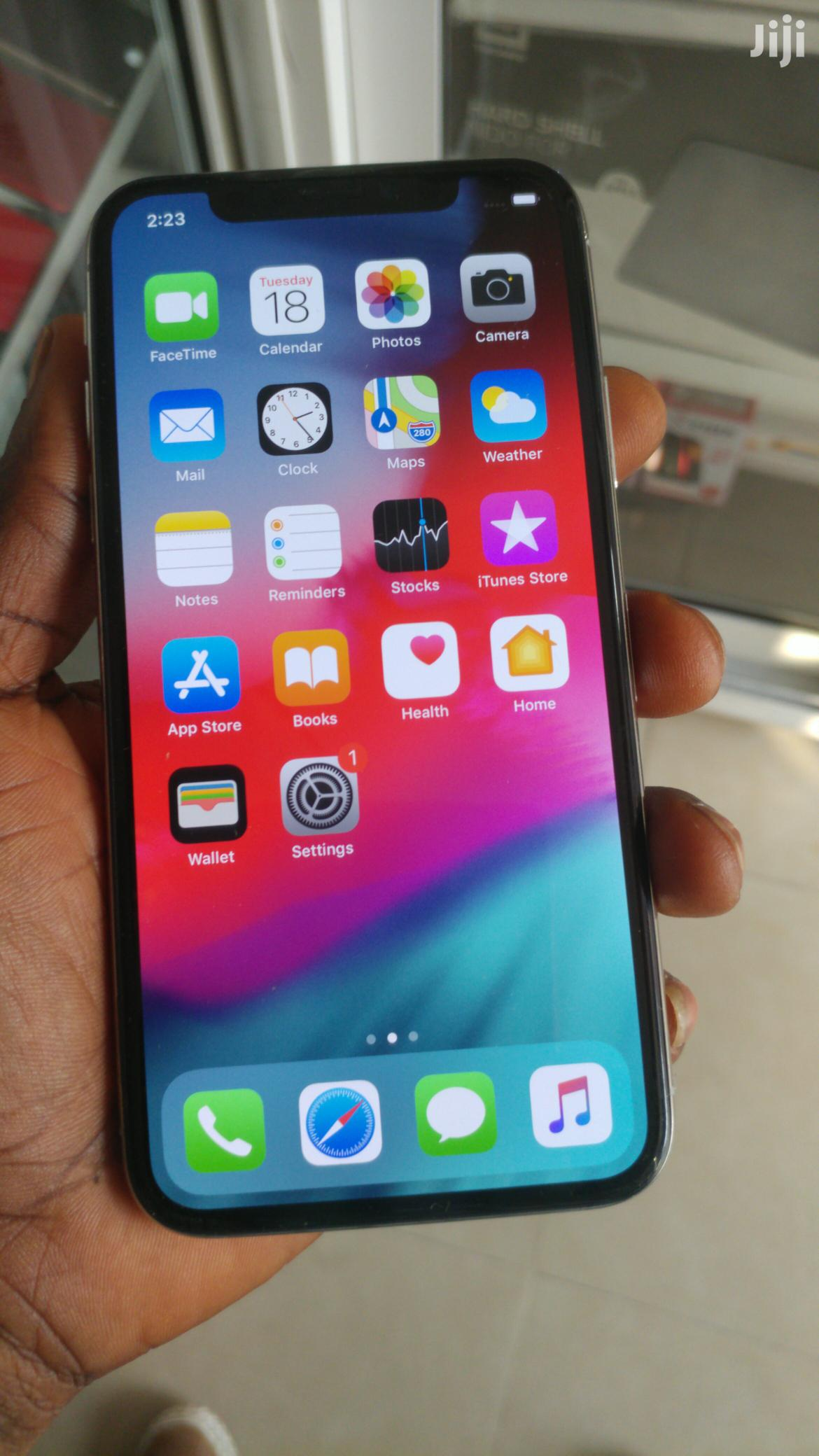 Archive: Apple iPhone X 64 GB White in Ikeja - Mobile Phones, De Joe System  Jiji.ng for sale