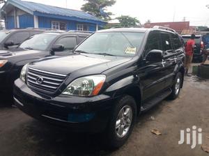 Lexus GX 2006 470 Sport Utility Black | Cars for sale in Lagos State, Apapa