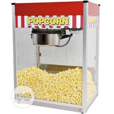 Commercial Popcorn Matchine Big