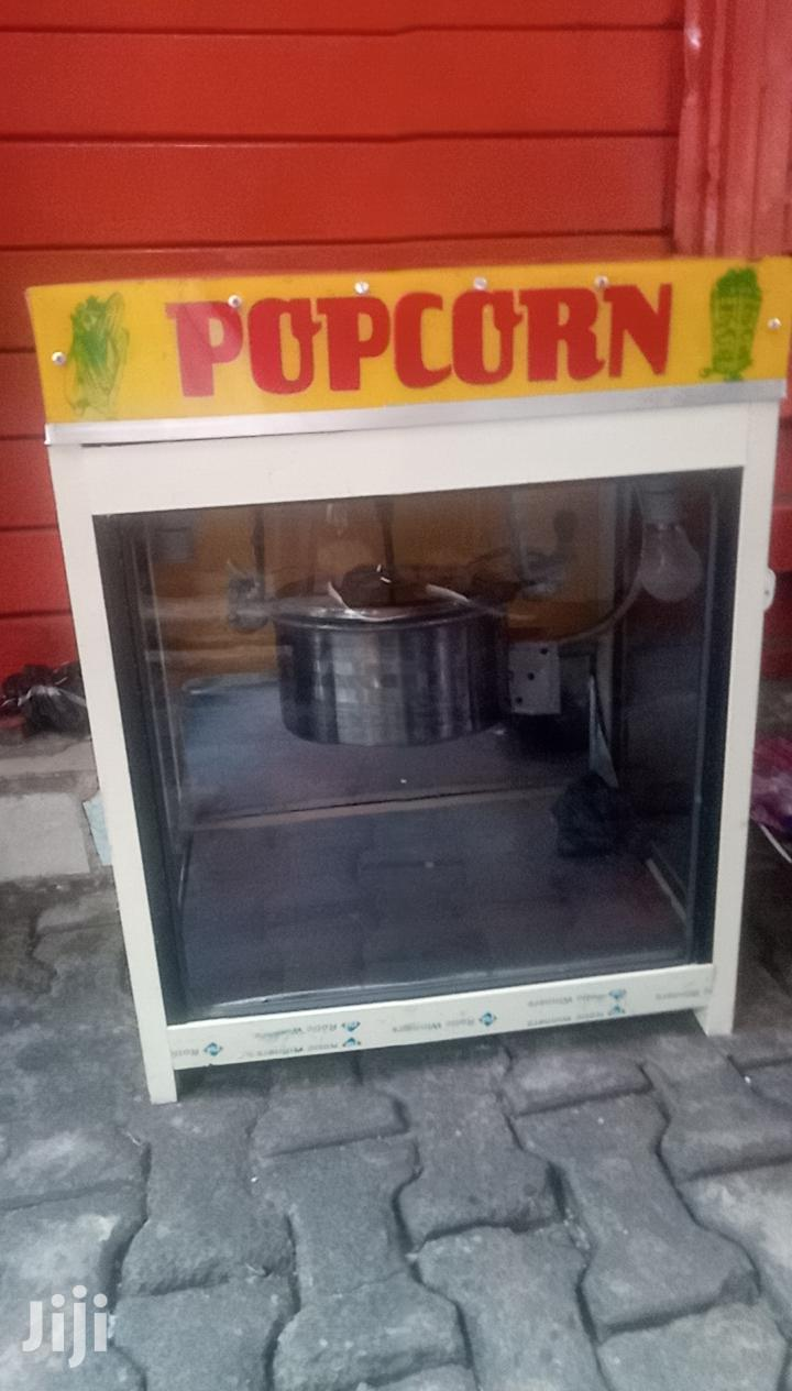 Commercial Popcorn Matchine Big | Restaurant & Catering Equipment for sale in Asokoro, Abuja (FCT) State, Nigeria