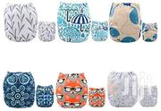 USA ALVABABY Pocket Cloth Diapers Reusable, Washable Adjustable   Babies & Kids Accessories for sale in Lagos State, Alimosho