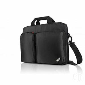 Lenovo Laptop Bag/ Case (Black) for 14.1 Inch Thinkpad Notebooks | Computer Accessories  for sale in Lagos State, Ikeja