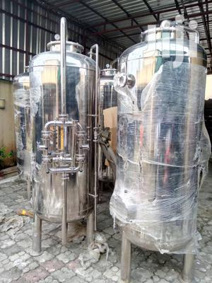 Water Treatment Plant   Manufacturing Equipment for sale in Lagos State, Ojo