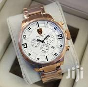 White Face Chronograph Porsche Designer's Watch | Watches for sale in Lagos State, Lagos Island