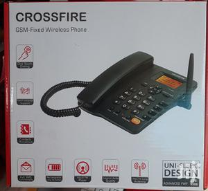 Crossfire GSM Fixed Wireless Phone | Home Appliances for sale in Lagos State, Ikeja