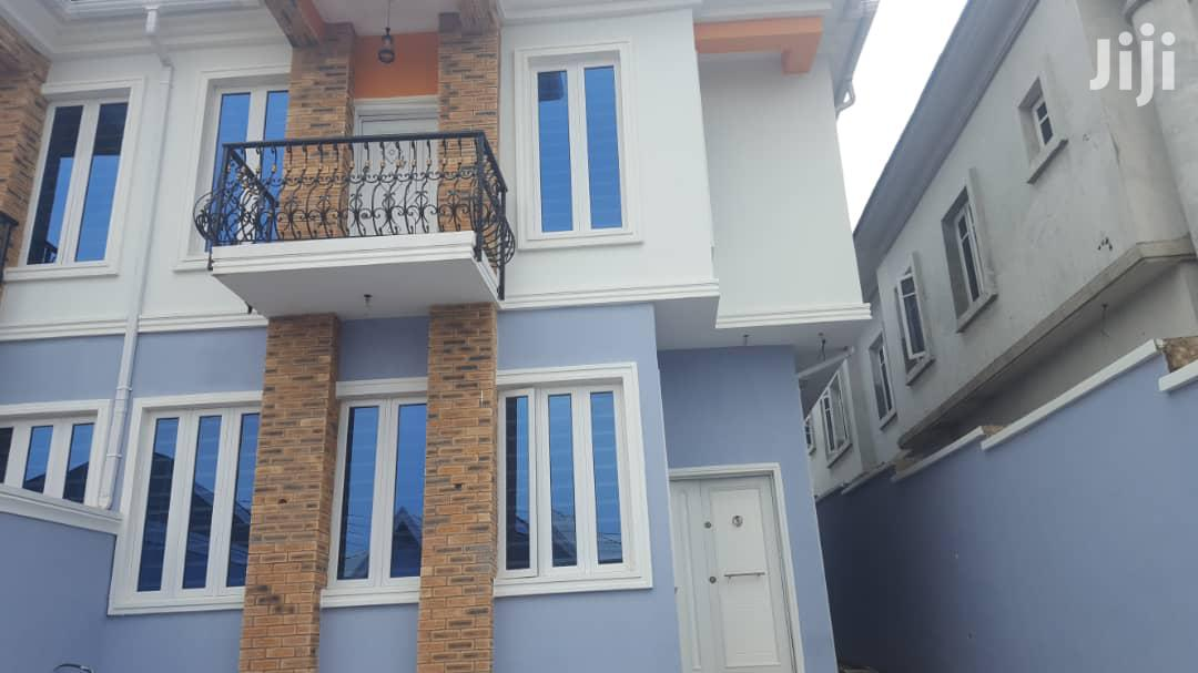 Archive: 4 Bedroom Duplex At Magodo Phase1 Isheri For Sale