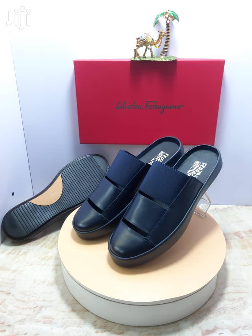 Ferragamo Half Shoe   Shoes for sale in Surulere, Lagos State, Nigeria