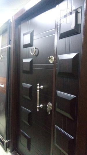 Armored Turkish Door