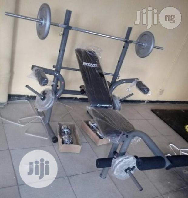 Bodyfit Weight Lifting Bench
