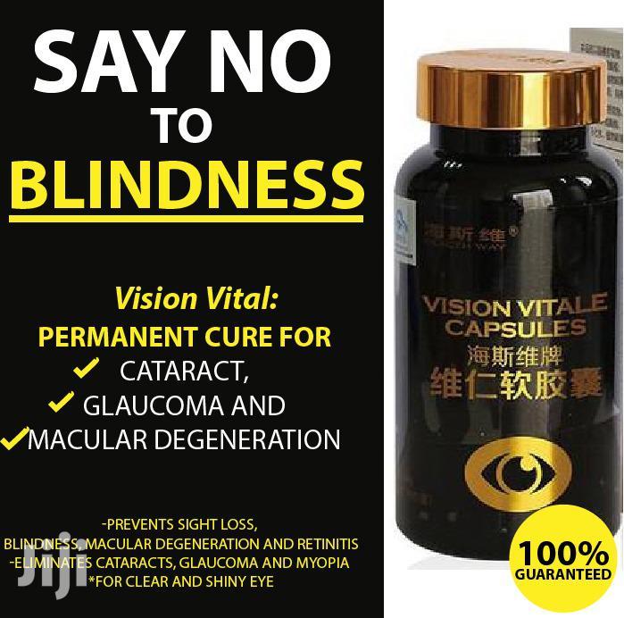 Norland Vision Vitale for Glaucoma, Myopia and Cataract