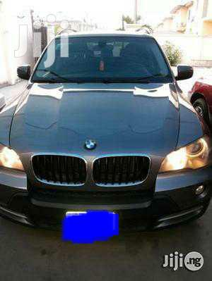 BMW X5 2008 Gray   Cars for sale in Lagos State, Lekki