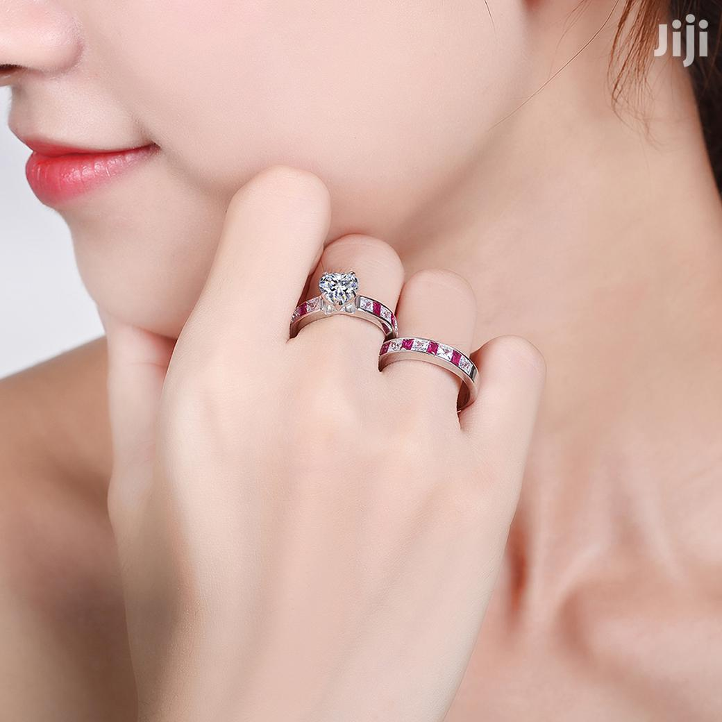Archive: Original and Trendy 925 2-1 Sterling Silver Rings