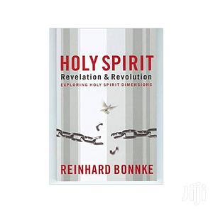 Holy Spirit Revelation And Revolution By Reinhard Bonnke   Books & Games for sale in Lagos State, Oshodi