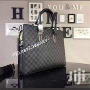 Louis Vuitton Mens Briefcase - Grey   Bags for sale in Lagos State, Lagos Island