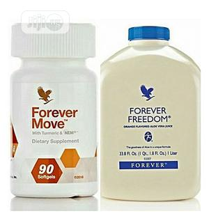 Arthritis Care Combo Pack - Forever Freedom and Move | Vitamins & Supplements for sale in Lagos State, Ikeja
