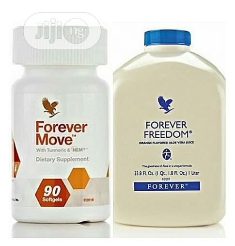 Arthritis Care Combo Pack - Forever Freedom and Move