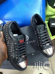 Phillipp Plein Laceup Black | Shoes for sale in Lagos State, Surulere