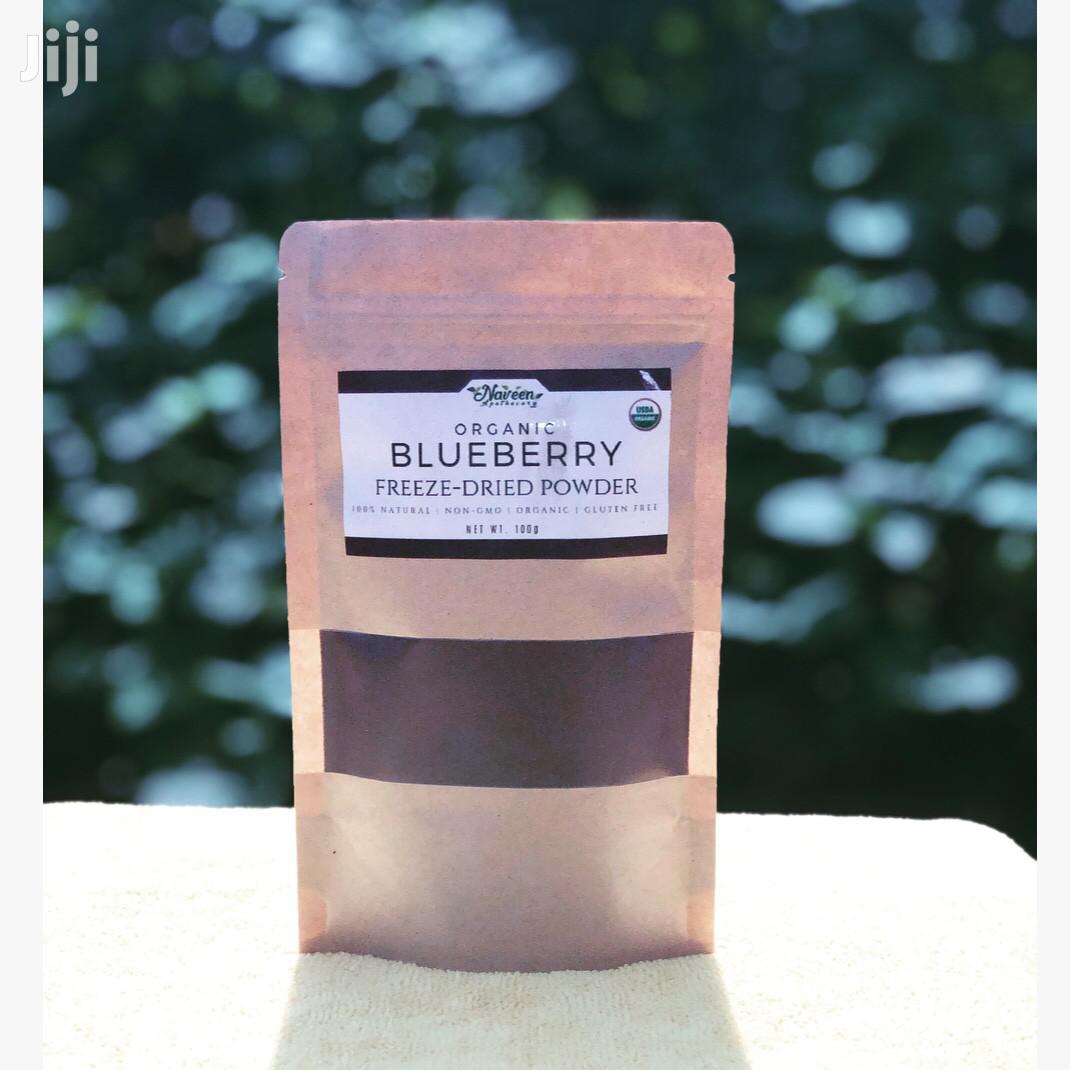 Organic Freeze-Dried Blueberry Powder 100g