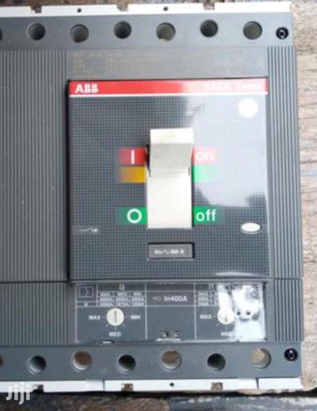 Archive: 400amps 3pole Mccb Abb Breaker