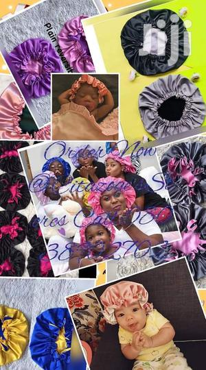 Satin Bonnet | Clothing Accessories for sale in Abuja (FCT) State, Asokoro