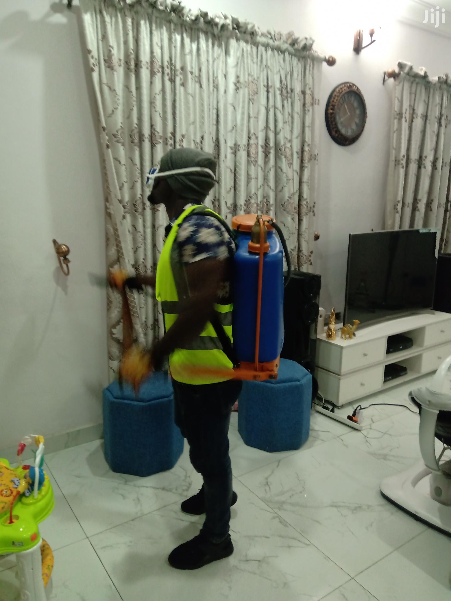 Fumigation Expert | Cleaning Services for sale in Agege, Lagos State, Nigeria