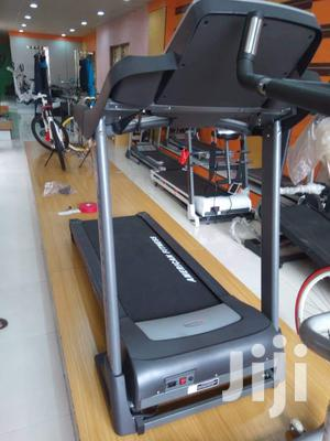 American Fitness 3hp Commercial Treadmill   Sports Equipment for sale in Lagos State, Ikeja